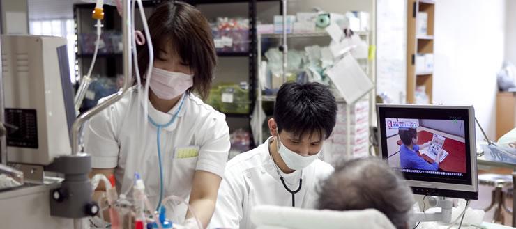 看護師との関わり方