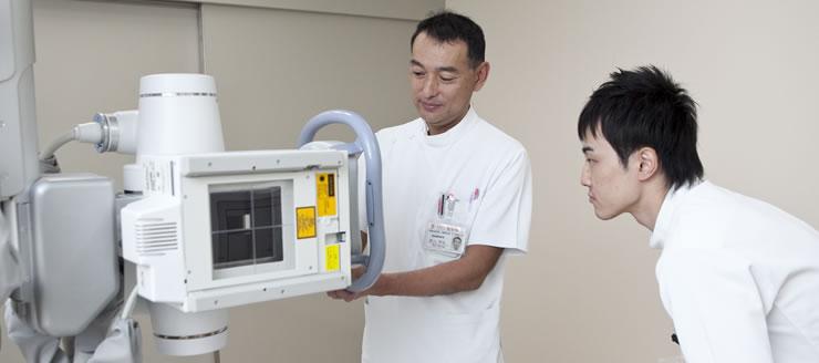 臨床放射線技師との関わり方
