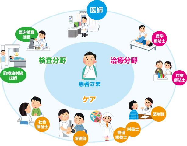 チーム医療導入の背景