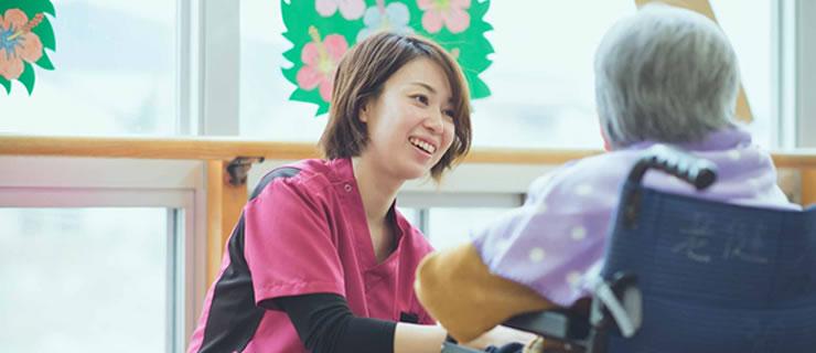 介護分野における理学療法士の仕事とは