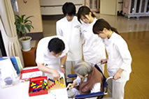 作業療法士の活躍分野 障害者福祉施設・児童養護施設