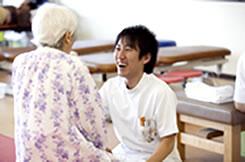 理学療法士の活躍分野 病院・介護老人保健施設